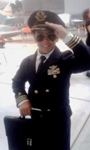 Mohamed , le jeune futur pilote de St Roch